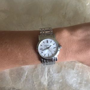 Burberry Heritage Ladies Watch BU1351